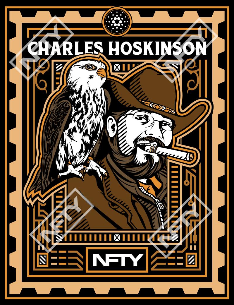 Charles Hoskinson